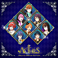 ACTORS -Deluxe Dream Edition-通常盤