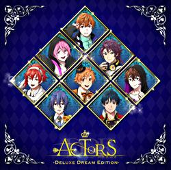 ACTORS -Deluxe Dream Edition-通常盤