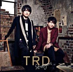 (仮)TRD1stSg 「Strangers」初回限定盤