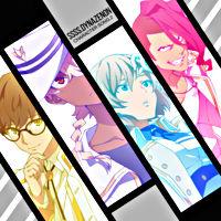 (仮)SSSS.DYNAZENON CHARACTER SONG.2