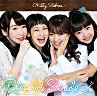 Pleasure Stride【Blu-ray付き限定盤】