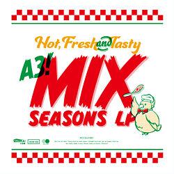 A3! MIX SEASONS LP 【Instrumental】