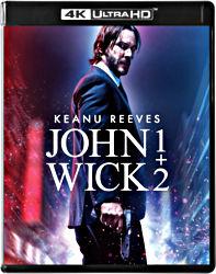 ジョン・ウィック 1+2 4K ULTRA HDスペシャル・コレクション【初回生産限定】