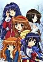 Kanon コンパクト・コレクション Blu-ray【初回限定生産】
