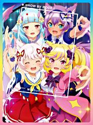 TVアニメ「SHOW BY ROCK!!ましゅまいれっしゅ!!」Blu-ray第6巻