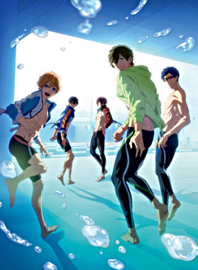 Free! -Road to the World 夢-