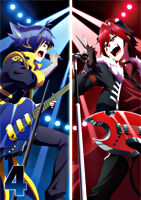 TVアニメ「SHOW BY ROCK!!STARS!!」Blu-ray第4巻