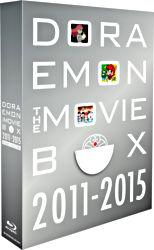 DORAEMON THE MOVIE BOX 2011-2015 ブルーレイ コレクション【初回限定生産商品】