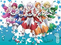 美男高校地球防衛部HAPPY KISS! 1【Blu-ray】