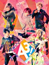 【初演特別限定版】MANKAI STAGE『A3!』~SPRING & SUMMER 2018~【Blu-ray】