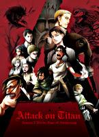 劇場版「進撃の巨人」Season 2 -覚醒の咆哮-【初回限定版BD】