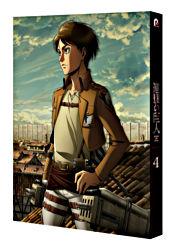 【初回限定版BD】TVアニメ「進撃の巨人」 Season 3 ④