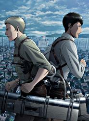 【初回限定版BD】TVアニメ「進撃の巨人」 Season 3 ⑤