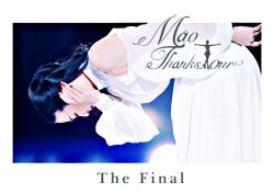 「浅田真央サンクスツアー The Final」Blu-ray