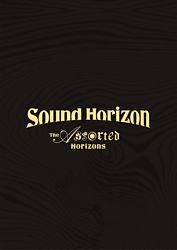 The Assorted Horizons(通常Blu-ray盤)