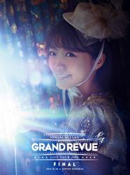 "MIMORI SUZUKO LIVE TOUR 2016 ""GRAND REVUE"" FINAL at NIPPON BUDOKAN Blu-ray 初回限定版"