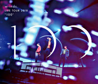 "w-inds. LIVE TOUR 2018 ""100"" [通常盤Blu-ray]"