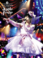 "竹達彩奈 BESTLIVE""apple feuille""Blu-ray"