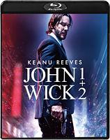 ジョン・ウィック 1+2 Blu-rayスペシャル・コレクション【初回生産限定】