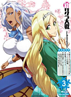 新サクラ大戦 the Animation 第3巻 Blu-ray特装版