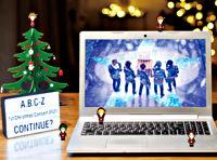 A.B.C-Z 1st Christmas Concert 2020 CONTINUE? 初回限定盤Blu-ray