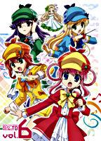探偵歌劇 ミルキィホームズ TD【6】(Blu-ray)