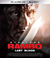 ランボー ラスト・ブラッド 4K ULTRA HD+Blu-ray<2枚組>
