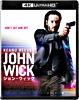 ジョン・ウィック 4K ULTRA HD+本編Blu-ray<2枚組>