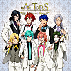 ACTORS 5th Anniversary Edition【通常盤】