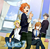EXIT TUNES PRESENTS ACTORS7【初回限定盤】