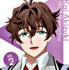 TVアニメ ACTORS -Songs Connection- キャラクターソング Vol.2 秋月 甲斐(CV:江口拓也)
